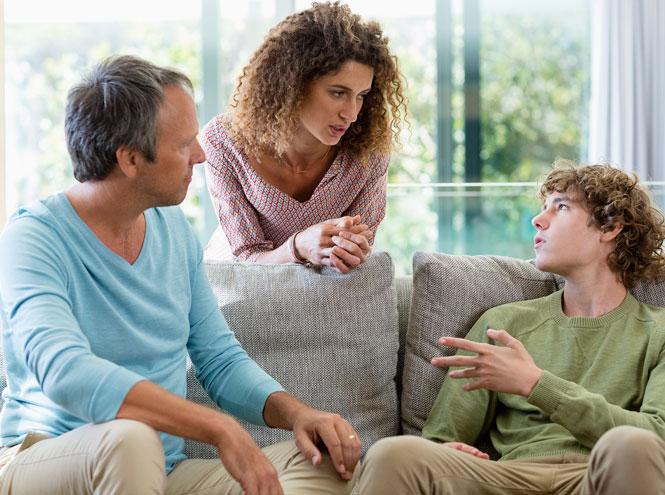 Фото №3 - Не уходи от ответа: как обсуждать с детьми любовь и секс