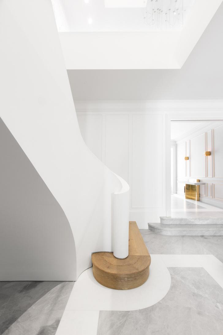 Фото №2 - Апартаменты с парижской атмосферой в Нью-Йорке