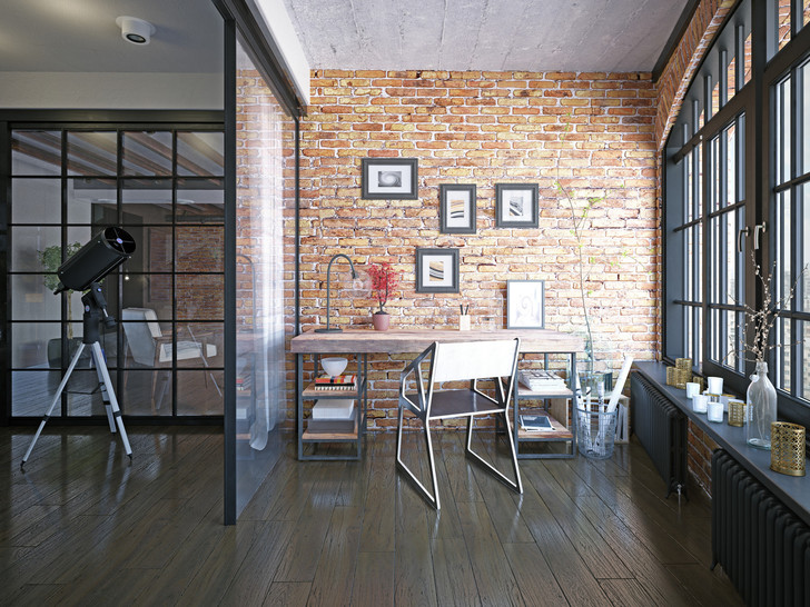 Фото №2 - Как оформить квартиру в стиле лофт: советы дизайнера