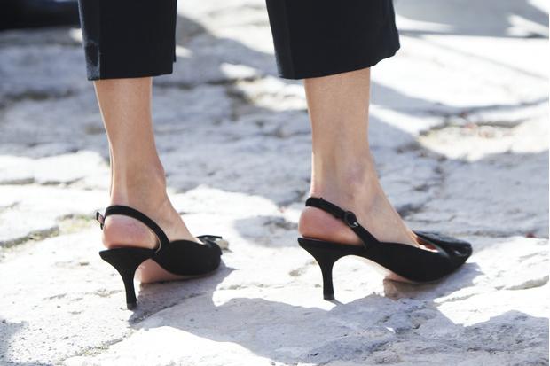 Фото №6 - Одобрено королевой Летицией: туфли, в которых вы не устанете до позднего вечера