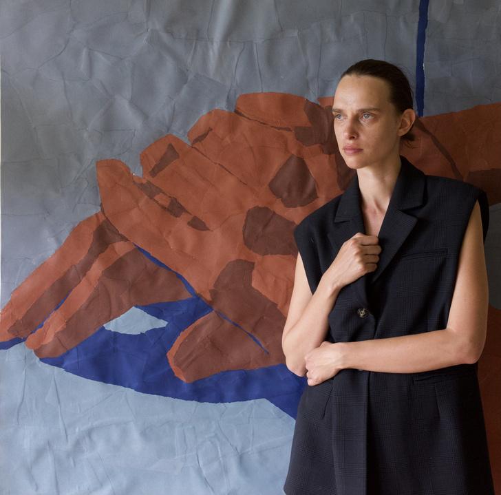 Фото №1 - Between realities: выставка Марии Руденко в Askeri Gallery