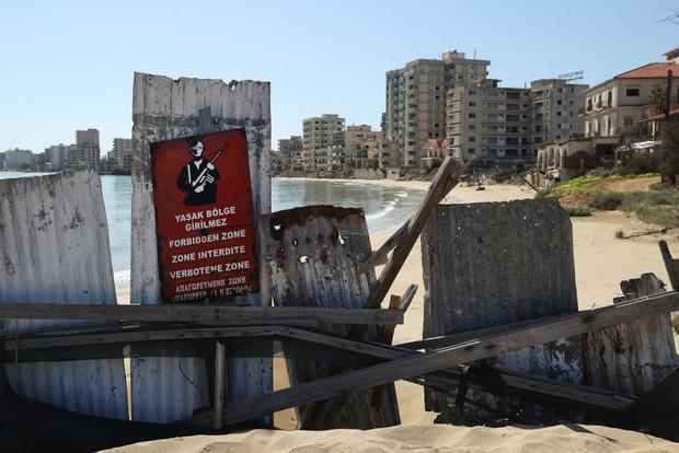 Фото №3 - Вароша— застывший во времени «город-призрак» на Кипре