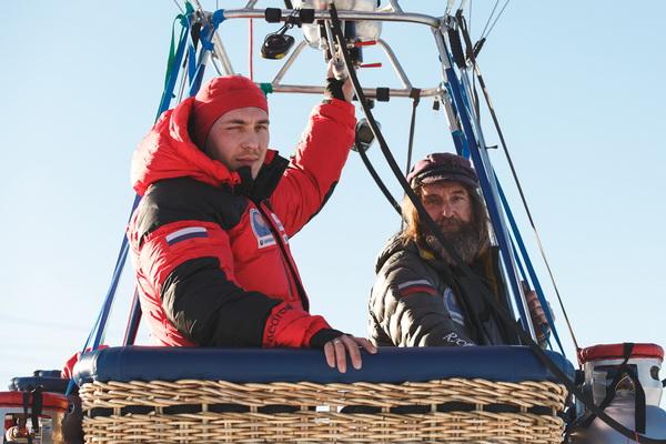 Фото №1 - Федор Конюхов установил мировой рекорд по полету на тепловом аэростате