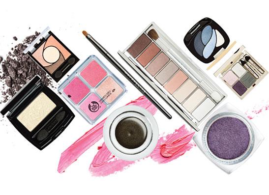 Фото №1 - Главные тренды макияжа весны-2014