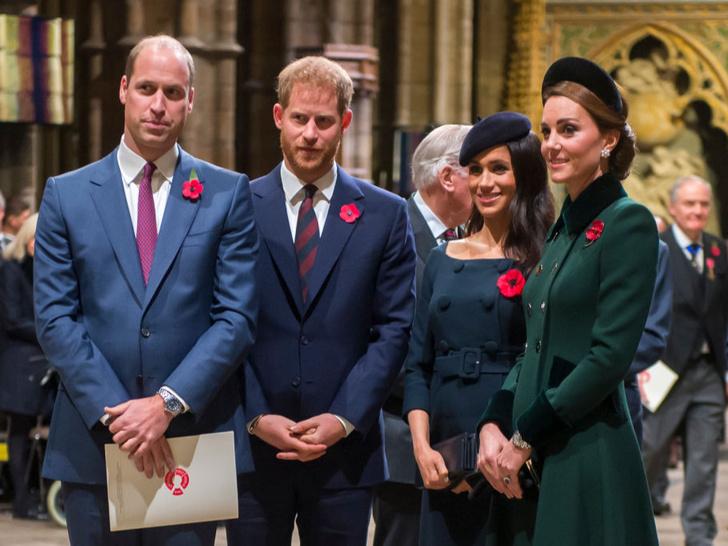 Фото №2 - Королевская дерзость: что Уильям сказал Меган при первой встрече