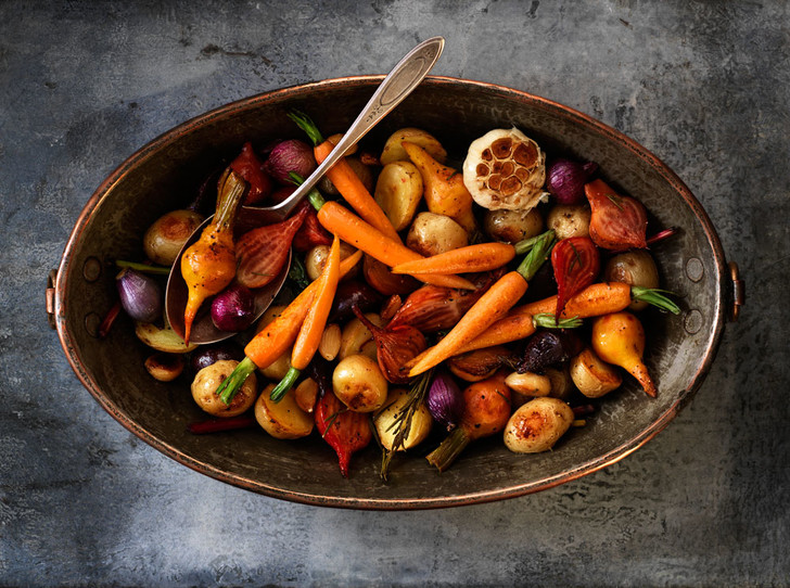 Фото №1 - Вегетарианские блюда по-африкански