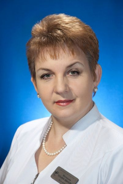Татьяна Ивановна Матюшина