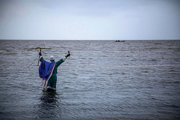 Фото №12 - Как изгоняют бесов в Мозамбике