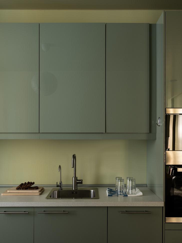 Фото №6 - Квартира 57 м² для молодого инженера: проект Натальи Гергель