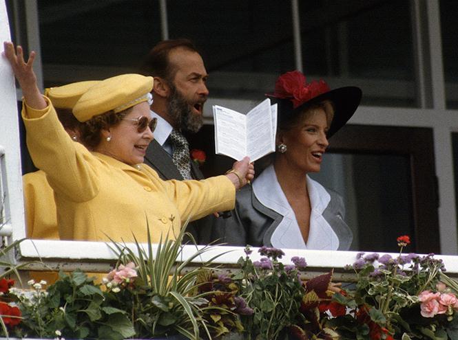 Фото №10 - Виндзорская нахалка: гордость и предубеждение принцессы Майкл Кентской