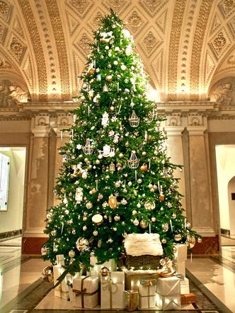 Фото №3 - Волшебные праздники в Доме со львами: 3 причины встретить Новый год в Four Seasons Hotel Lion Palace St. Petersburg