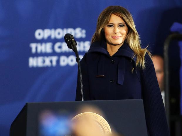 Фото №7 - Мелания и ее власть в Белом доме: альтернативная история Первой леди США