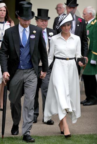 Фото №8 - Герцогиня Меган в представлении не нуждается?
