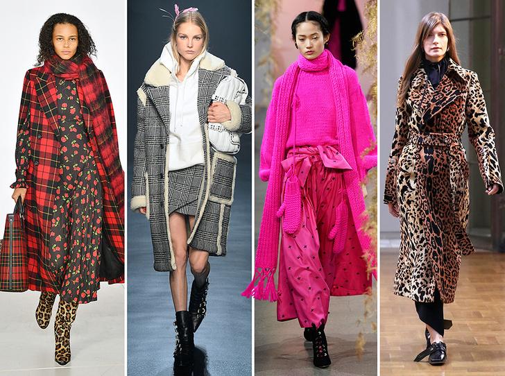 Фото №1 - 10 главных трендов осени-2018 с Недели моды в Нью-Йорке