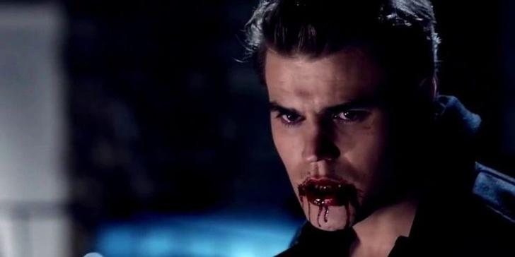 Фото №10 - «Дневники вампира»: ты удивишься, как сильно отличается Стефан в сериале от Стефана в книгах