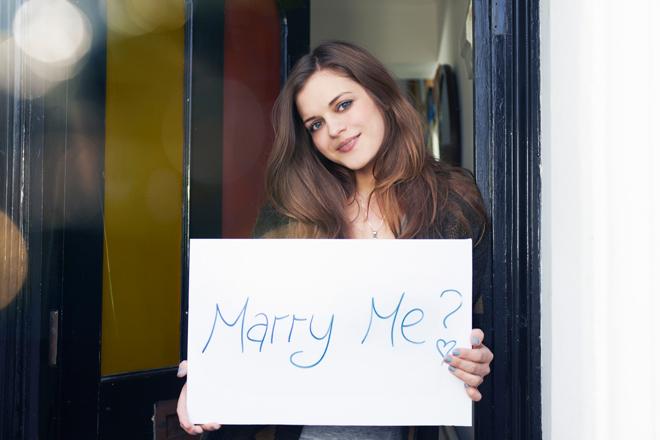 Фото №1 - Мужской взгляд: почему вредно жениться до 30 лет