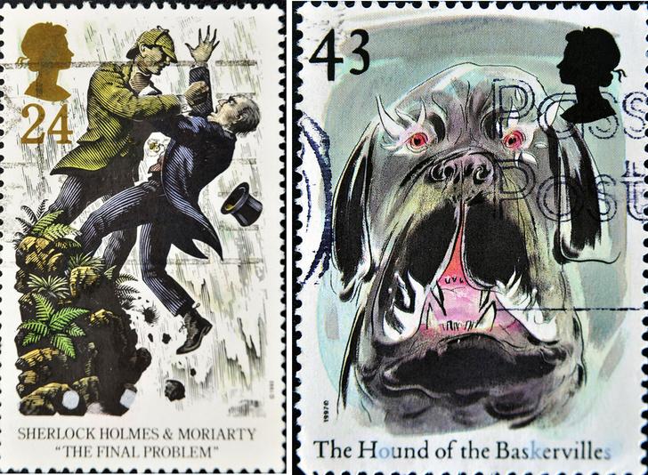 Фото №12 - 87 фактов о Шерлоке Холмсе