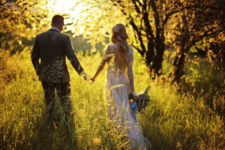 Фото №1 - Названы преимущества брака для мужчин