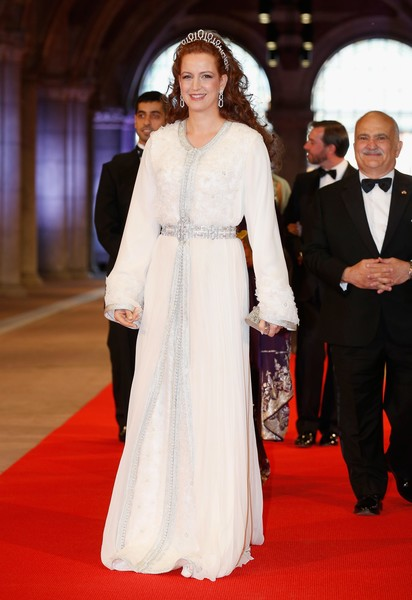 Принцесса Марокко Лалла Сальма, 43 года