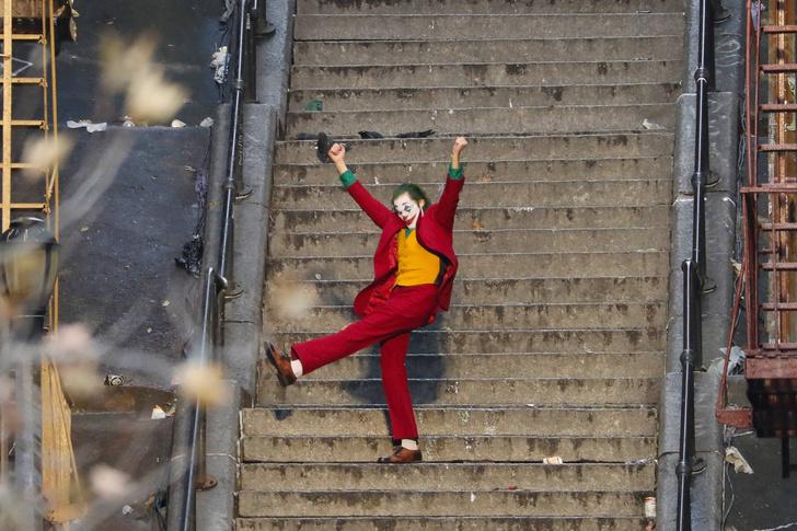 Фото №1 - «Лестница Джокера» стала новой туристической достопримечательностью