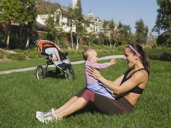 Как научить ребенка обходиться без коляски