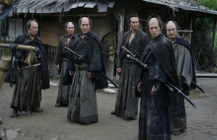 Фото №3 - 8 обязательных фильмов о самураях
