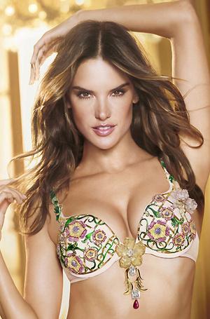 Фото №34 - Полцарства за бюстгальтер: как выглядят все драгоценные Fantasy Bra Victoria's Secret
