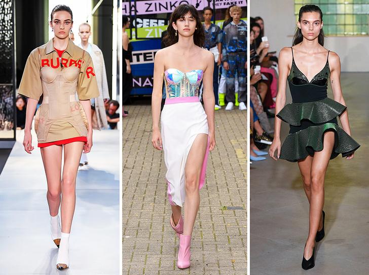 Фото №4 - 10 трендов весны и лета 2019 с Недели моды в Лондоне
