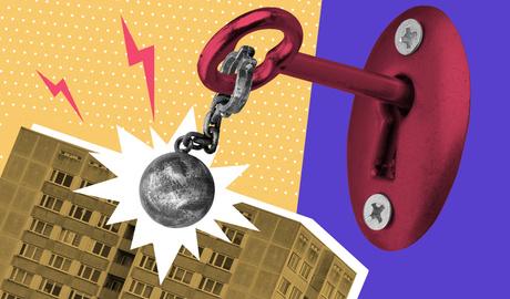 Как продать залоговую квартиру?