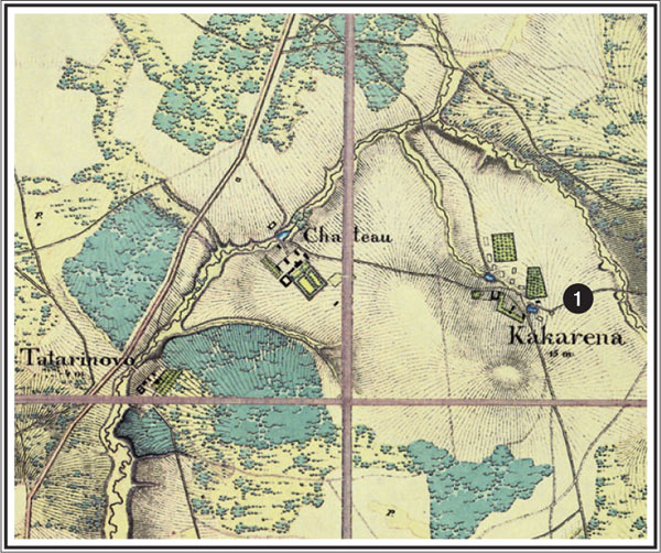 Фото №1 - Шпионская карта