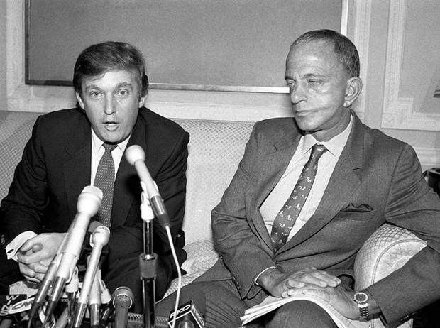 Фото №8 - Адвокат дьявола: кем был Рой Кон – человек, «создавший» Дональда Трампа