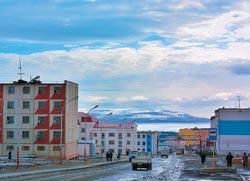 Фото №3 - Чукотка: зимой и летом разным цветом