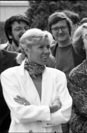 Фото №9 - Брижит Макрон: женщина, стоящая за президентом Франции