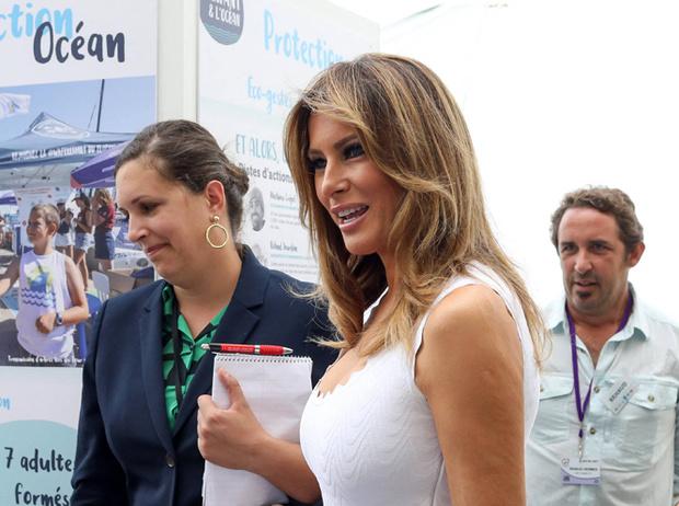 Фото №13 - G7 в Биаррице: как выглядят жены лидеров «Большой семерки»