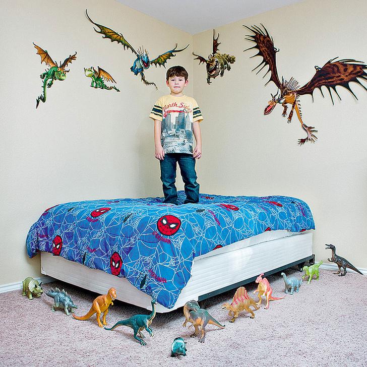 Фото №11 - Друзья под кроватью