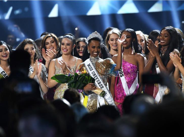 Фото №2 - «Мисс Вселенная 2019»: 5 фактов о Зозибини Тунзи