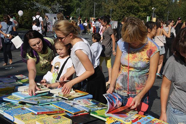 Фото №3 - В Москве состоялся Английский Детский Фестиваль
