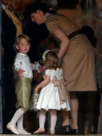 Фото №3 - Старомодная аристократическая традиция, которой подчиняется принцесса Шарлотта