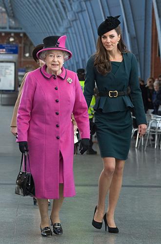 Фото №21 - Суровые уроки стиля, которые Кейт Миддлтон усвоила в браке с принцем Уильямом