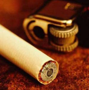 Фото №1 - На курильщиках поставят клеймо