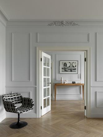 Фото №8 - Атмосферная квартира в доходном доме XIX века в Санкт-Петербурге