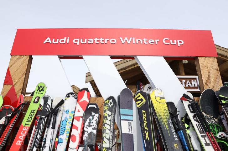 Фото №1 - Финал зимнего турнира Audi quattro Winter Cup 2020 прошел в Сочи