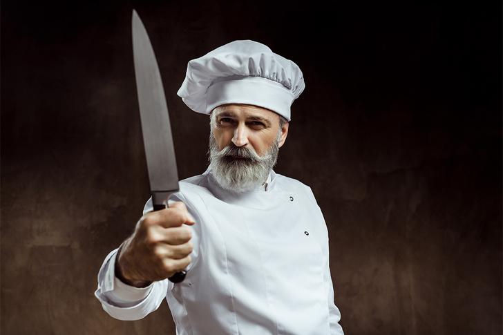 Фото №1 - Выбрать лучший нож для готовки: немцы против японцев