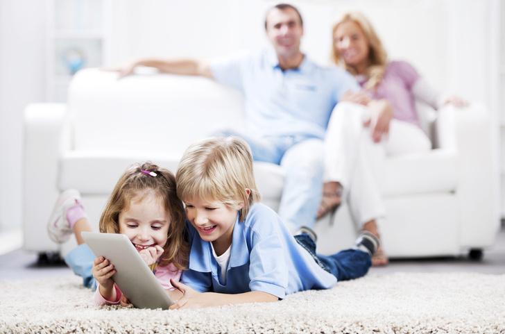 Детское зрение и гаджеты