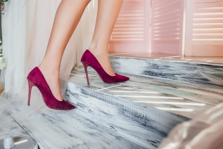 Фото №3 - Главный враг красивых ног: найти и обезвредить
