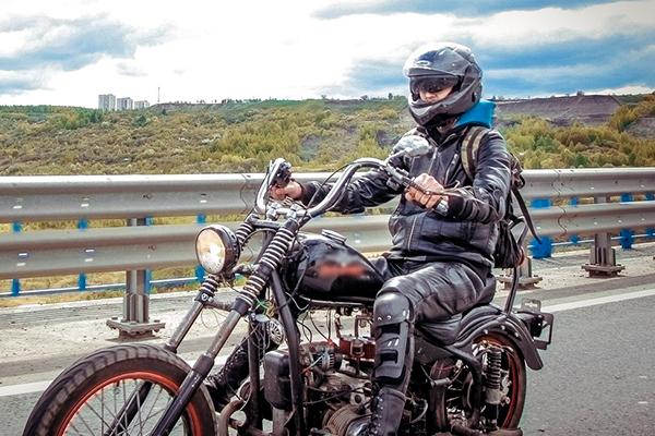 Фото №18 - Байкеры Ульяновска: 15 признаний в любви мотоциклу