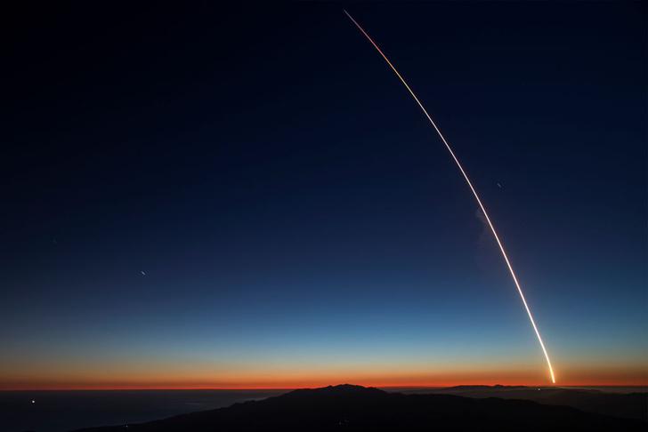 Фото №1 - Успешное приземление