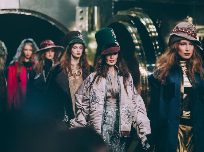 Фото №16 - Пятый день Mercedes-Benz Fashion Week Russia 2017