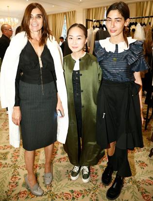 Фото №8 - Вечер Buro Fashion Forward Initiative в Париже