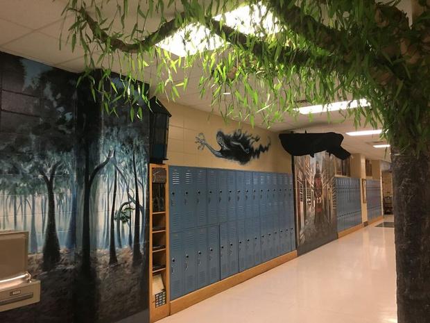 Фото №6 - Преподаватели-маглы превратили обычную английскую школу в «Хогвартс», и мы хотим там учиться